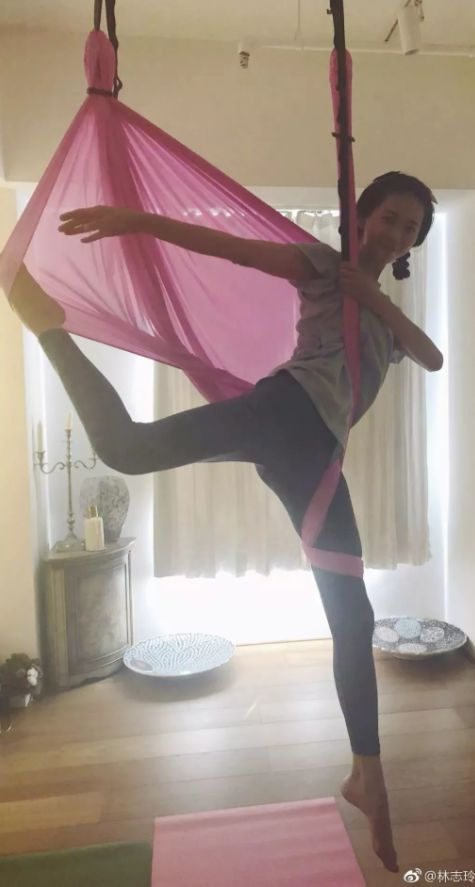 国际太极瑜伽总冠军:12堂精致女人的气血驻颜操,让你减龄减压绽放光彩-第10张图片-爱课啦