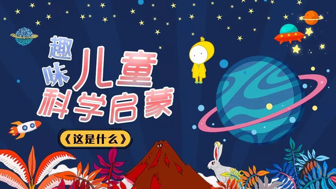 儿童科学启蒙动画片:孩子一看就会爱上的启蒙动画,让孩子赢在未来世界-第24张图片-爱课啦